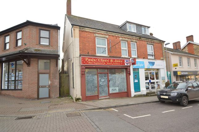 Thumbnail Retail premises for sale in 7 High Street, Gillingham