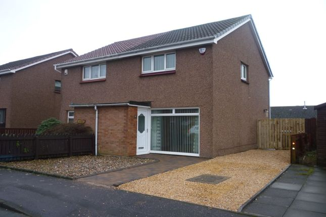 Thumbnail Semi-detached house to rent in Carradale Gardens, Kirkcaldy