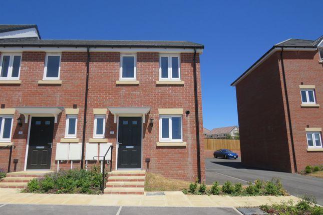 Thumbnail End terrace house for sale in Rhoose Way, Rhoose, Barry