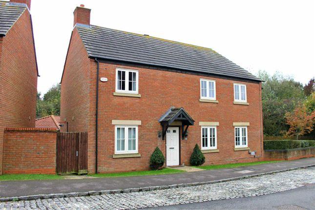 Thumbnail Semi-detached house to rent in Colindale Street, Monkston Park, Milton Keynes