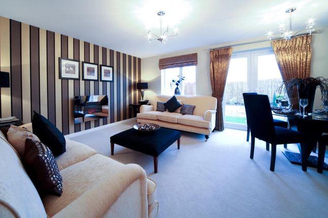 """Thumbnail Detached house for sale in """"The Chillingham"""" at Crabtree Drive, Malton"""