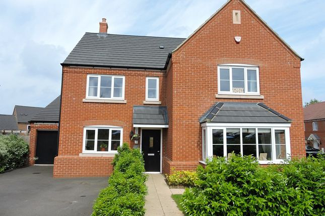 Thumbnail Detached house for sale in Plough Lane, Shefford, Bedfordshire