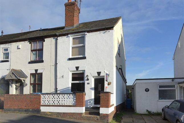 Thumbnail End terrace house for sale in Castle Street, Kinver, Stourbridge, West Midlands