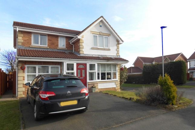 Thumbnail Property for sale in Chiltern Close, Ashington