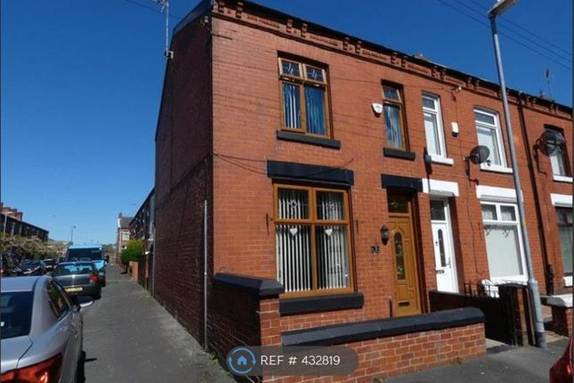Thumbnail Terraced house to rent in Norman Street, Failsworth, Manchester