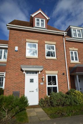Thumbnail Town house to rent in Morgan Drive, Whitworth, Spennymoor