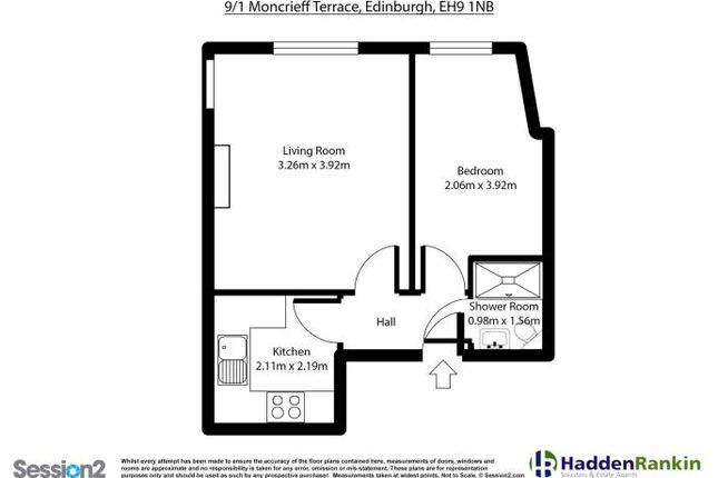 Thumbnail Flat to rent in Moncrieff Terrace, Newington, Edinburgh