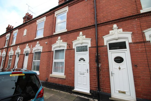 Thumbnail Terraced house to rent in Wood Street, Kidderminster