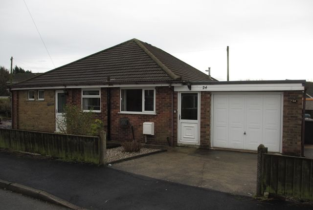 Thumbnail Semi-detached bungalow to rent in Knightsbridge Road, Messingham, Scunthorpe