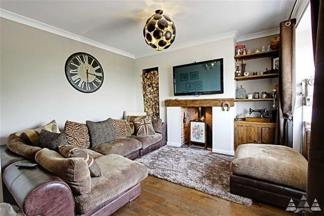 Thumbnail Detached house for sale in Hill Top, Bolsover, Chesterfield, Derbyshire