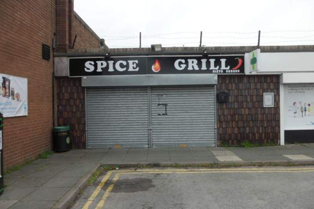 Thumbnail Retail premises to let in Unit 2 The Precinct, Readesdale Avenue, Crewe, Cheshire East