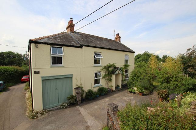 Thumbnail Detached house for sale in Trefecca, Brecon
