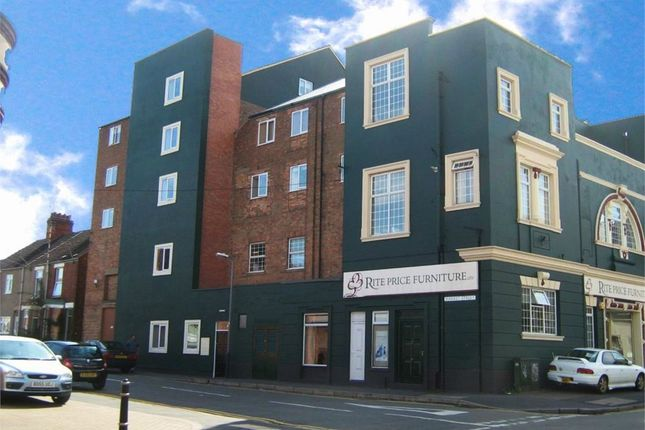 Thumbnail Flat to rent in Palace Theatre, Market Street, Rugby, Warwickshire