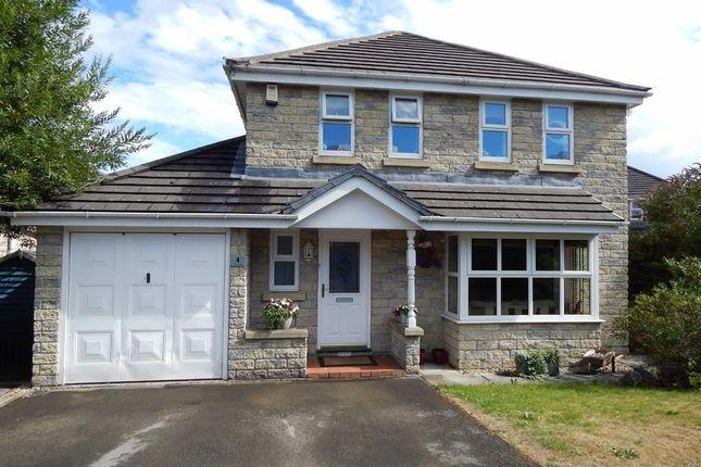Thumbnail Detached house for sale in South Head Drive, Chapel-En-Le-Frith, High Peak