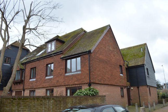 Thumbnail Flat for sale in Strand Quay, Rye