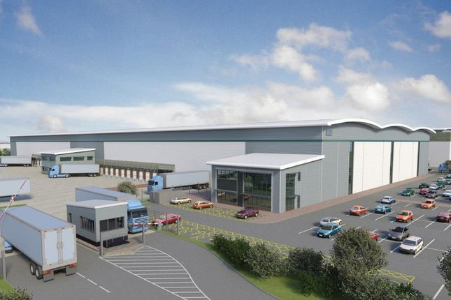 Industrial to let in Nectar Way, Northampton