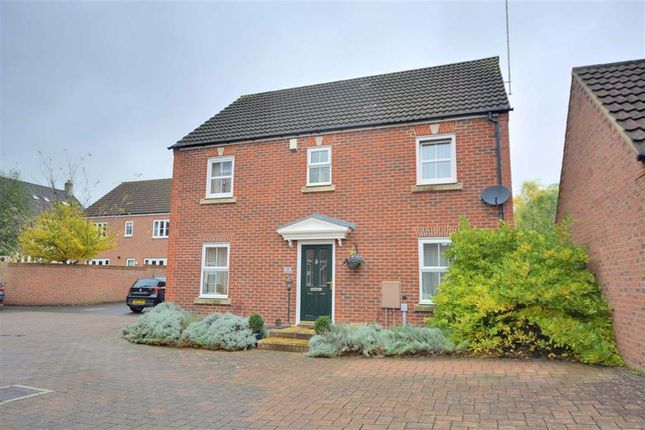 Thumbnail Detached house for sale in Marham Drive Kingsway, Quedgeley, Gloucester