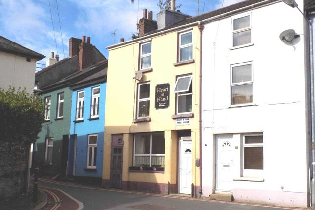 3 bed terraced house for sale in West Street, Millbrook, Torpoint