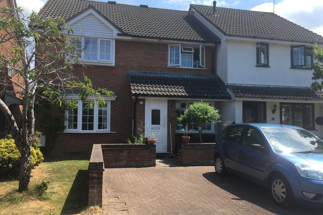 Thumbnail Terraced house to rent in The Glebe, Wrington, Bristol