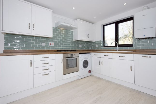 Thumbnail End terrace house to rent in Cotswold Meadow, Curbridge, Witney