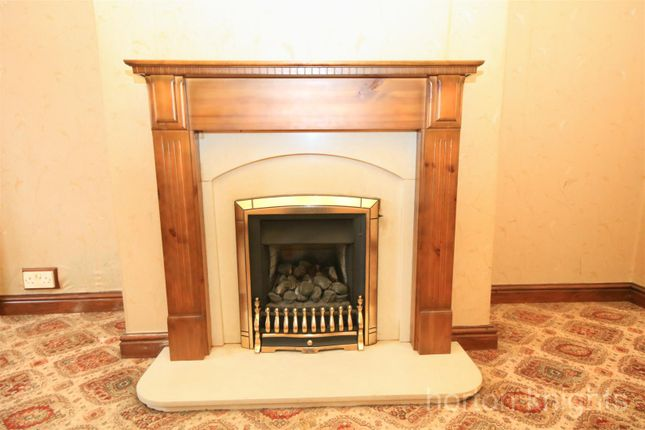 Fireplace of Riviera Parade, Bentley, Doncaster DN5