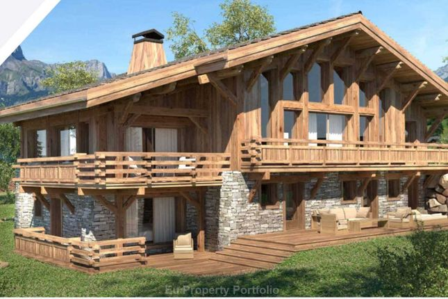 Thumbnail Chalet for sale in Megeve, French Alps, France