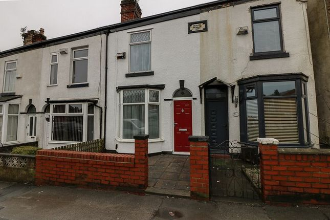 Thumbnail Terraced house to rent in Chorley Old Road, Heaton, Bolton