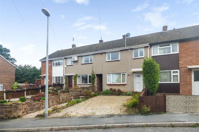Thumbnail Terraced house for sale in Springhill Crescent, Madeley, Telford, Shropshire