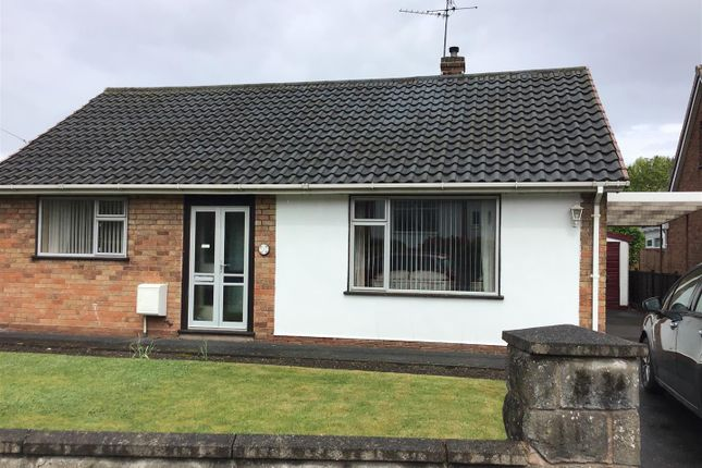 Thumbnail Bungalow for sale in Smith Crescent, Wrockwardine Wood, Telford