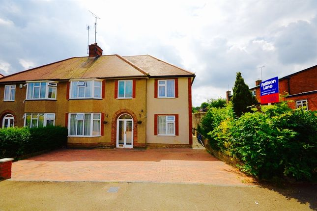 Thumbnail Semi-detached house for sale in Pebbleford Road, Kettering