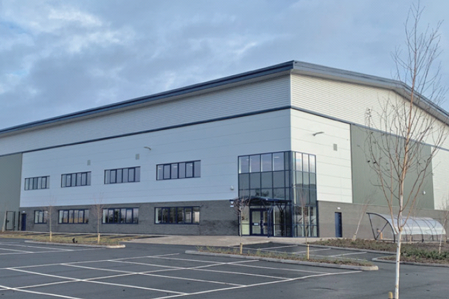 Thumbnail Light industrial to let in Morston Court, Cannock