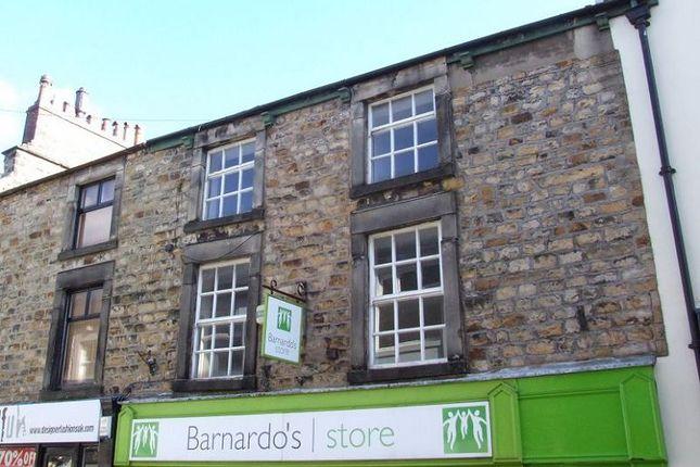 Thumbnail Maisonette to rent in Penny Street, Lancaster