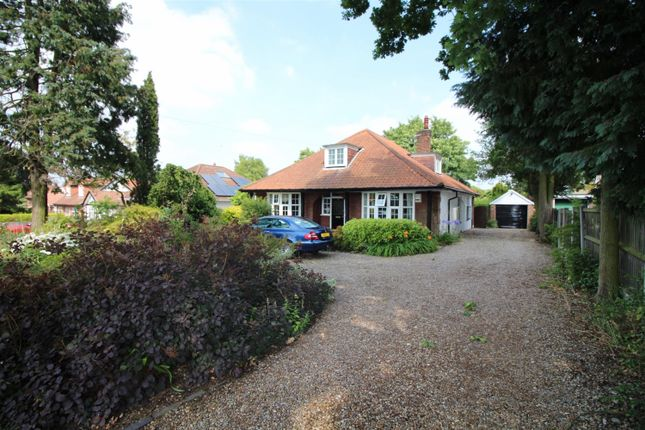 Thumbnail Bungalow for sale in Thunder Lane, Norwich