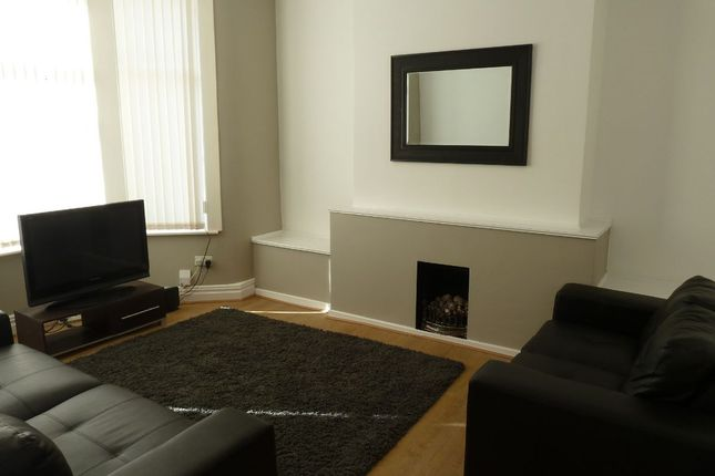 Thumbnail Terraced house to rent in Portman Road, Wavertree, Liverpool