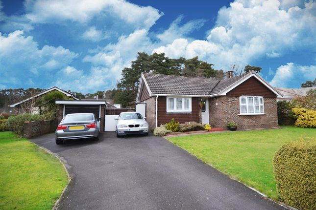 2 bed detached bungalow for sale in Webbs Close, Ashley Heath, Ringwood BH24