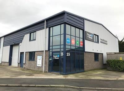 Thumbnail Light industrial for sale in Unit 15 Sovereign Court, Wyrefields, Poulton Business Park, Poulton Le Fylde, Lancashire