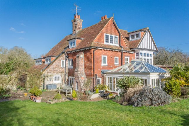 Thumbnail Detached house for sale in Jevington, Polegate