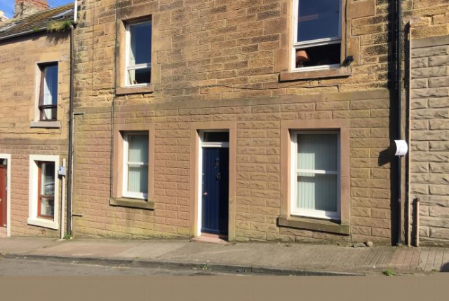 Thumbnail Flat to rent in 9 Home Street, Eyemouth