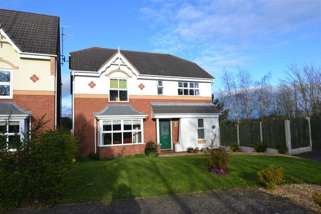 Thumbnail Detached house for sale in Padstow Drive, Stafford