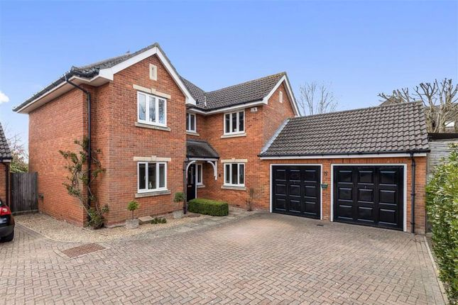 Thumbnail Detached house for sale in Freathy Lane, Ashford, Kent