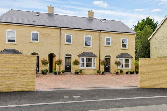 Thumbnail Mews house for sale in White Hart Lane, Soham, Ely