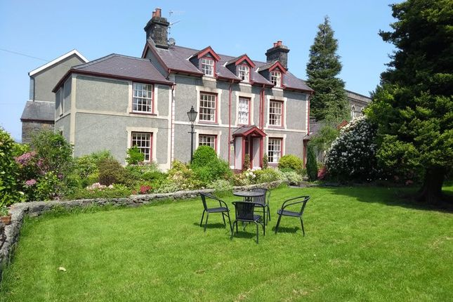 Thumbnail Detached house for sale in Station Road, Llanrwst