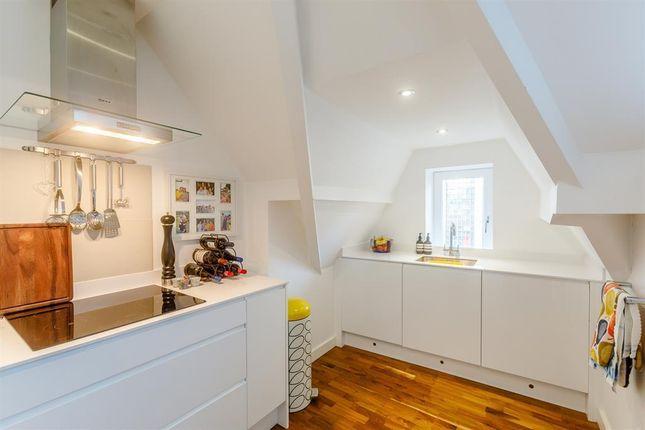 Kitchen of Manera Apartments, 46 King Street West, Manchester M3