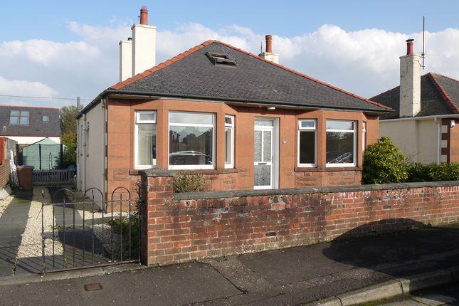 Thumbnail Detached bungalow for sale in Highfield Avenue, Prestwick