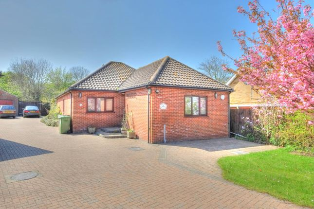 Thumbnail Detached bungalow for sale in Texel Way, Mundesley