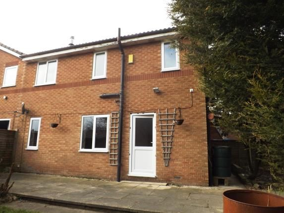 Thumbnail Terraced house for sale in Priory Close, Heaton With Oxcliffe, Morecambe, Lancashire
