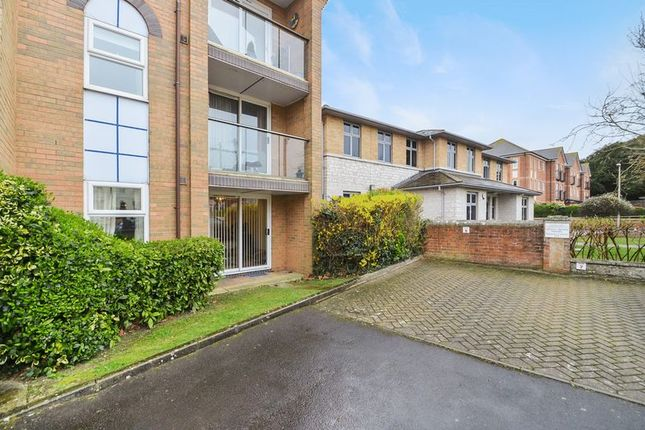 Thumbnail Flat for sale in Compton Lodge, Dorchester Road, Lodmoor
