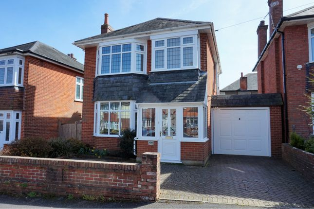 Thumbnail Detached house for sale in The Grove, Bournemouth