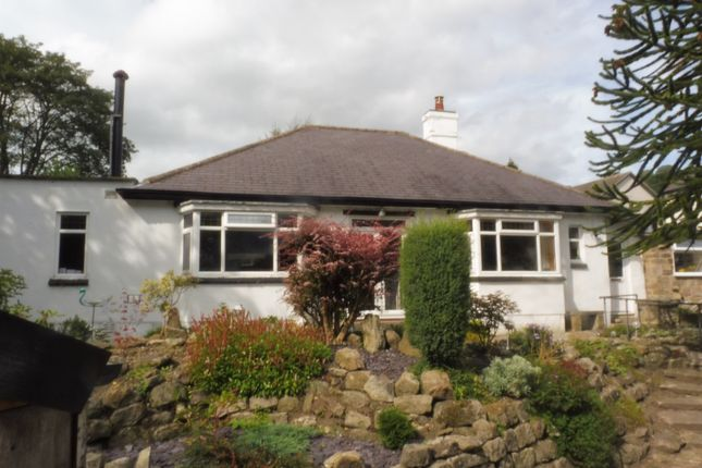 Thumbnail 3 bed detached bungalow for sale in Imperial Road, Matlock