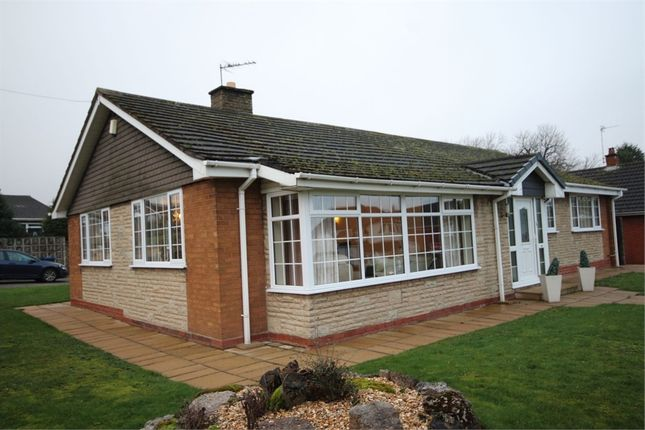 Thumbnail Detached bungalow for sale in Old Hednesford Road, Cannock, Staffordshire